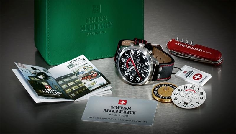 TimeStore.hu - Egy svájci álom  A Swiss Military karóra új köntöse -  TimeStore.hu 77afa6e4bb