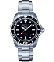 Hodinky Certina DS Action Diver 3 Hands C013.407.11.051.00