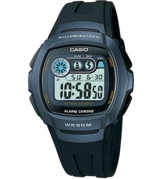 Hodinky Casio Leisure Chronograph W-210-1BVES