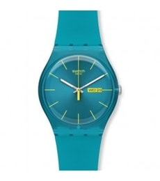 Hodinky Swatch Turquoise Rebel SUOL700 2ff7ac55bc