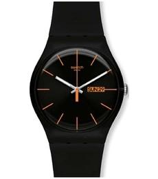 Hodinky Swatch Dark Rebel SUOB704 ac3705a45a