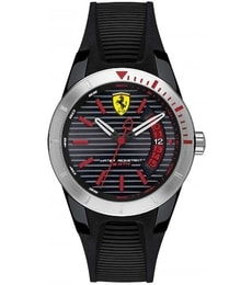 Hodinky Scuderia Ferrari Red Rev T Junior 0840014